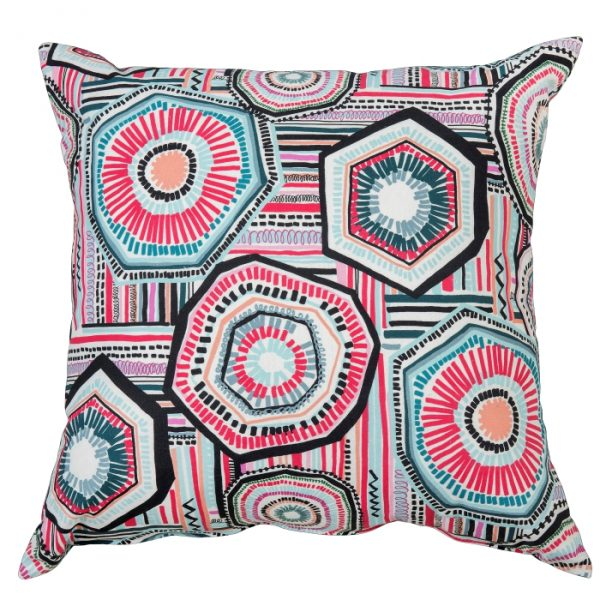Printed Scatter Cushion - 50 x 50