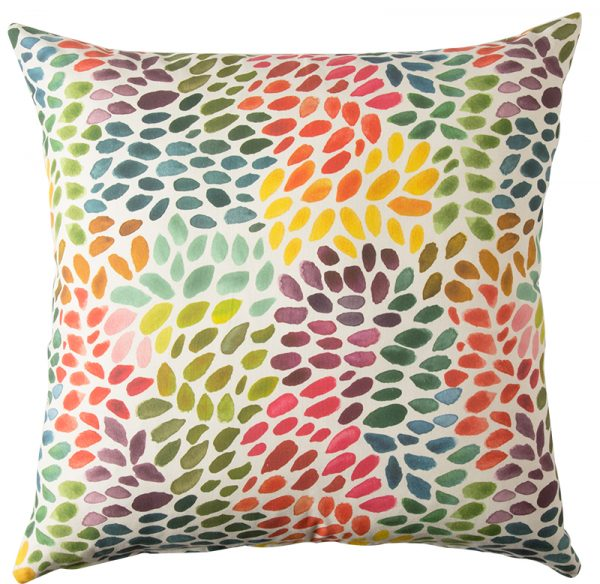 Chica Chica Boom Scatter Cushion Coppaca Berry 60x60 Feather Inner