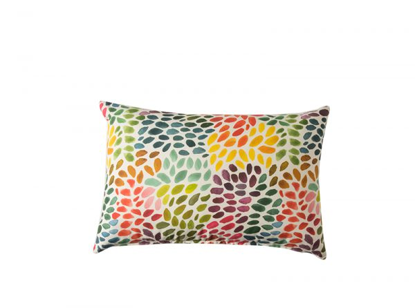 Chica Chica Boom Scatter Cushion Coppaca Berry 60x40 Feather Inner