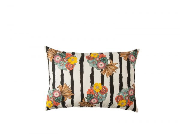 Chica Chica Boom Scatter Cushion Carmen Black 60x40