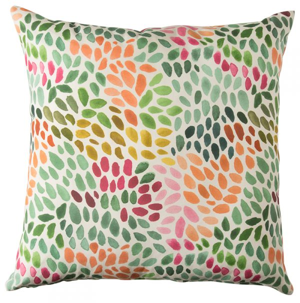 Chica Chica Boom Scatter Cushion Coppaca Peach 60x60 Feather Inner
